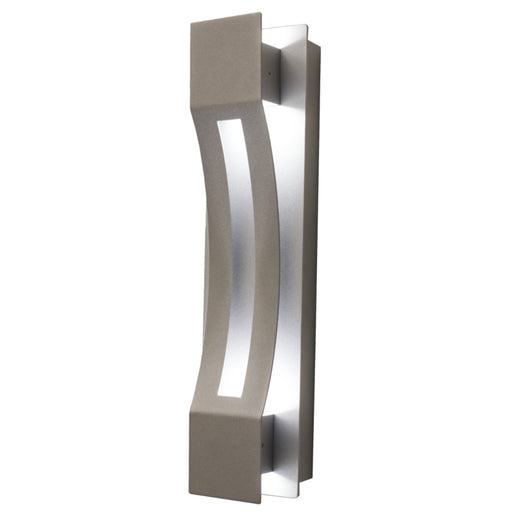 SCONCE CURVE LED ARCHITECTURAL WALL SCONCE BY WESTGATE Westgate