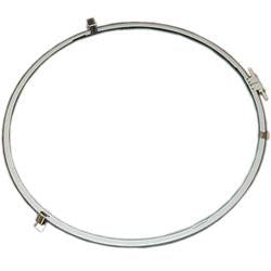 "SLR-5-LENS 21"" tempered glass lens,hinged clamp band for SLR-5 reflectors"