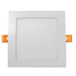 "Westgate SSL6-27K 15 Watt Dimmable 6"" LED Square Slim Downlight 2700K"