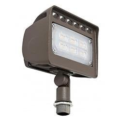 Small Area Flood Westgate LF4-12WW-KN 12W LED Adjustable Knuckle Flood Light 3000K Westgate