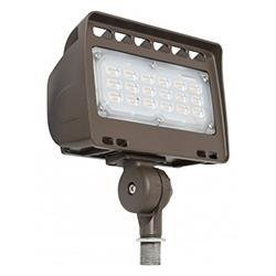Small Area Flood Westgate LF4-30CW-KN 30W LED Adjustable Knuckle Flood Light 5000K Westgate