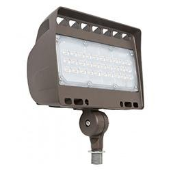Small Area Flood Westgate LF4-50WW-KN 50W LED Adjustable Knuckle Flood Light 3000K Westgate