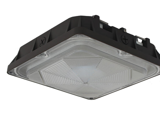 Howard Lighting LMCT95DMV 80 Watt LED Medium Canopy 5000K