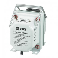 Nippon America TUD-100 100W Step Up/Down Transformer