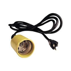 UltraGROW UG-MS/15BC Mogul Socket with 15' Ballast Cord 600v/16g