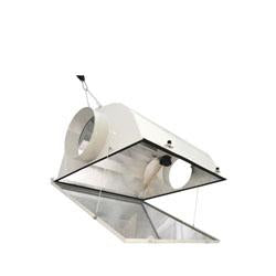 "UltraGROW UG-RAC/8/DE Air Cool 8"" Double-Ended Hood"