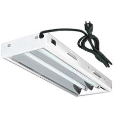 UltraGROW UG-T5/22/865 T5 Fluorescent Fixture 2X2 with Lamps