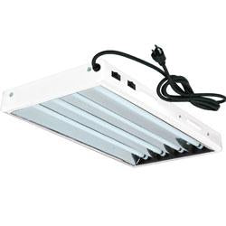 UltraGROW UG-T5/24/865 T5 Fluorescent Fixture 2X4 with Lamps