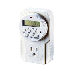 UltraGrow UG-TR/D1/120 120V Digital Timer with single outlet