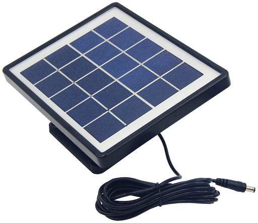 Westgate WL-EZCG-SOLP Solar Panel and Magnetic Base for LED Work Light