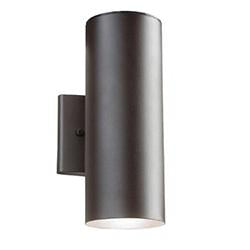 Westgate WMC-UDL-20W-50K-BR 20W LED Outdoor Lighting Cylinder 5000K