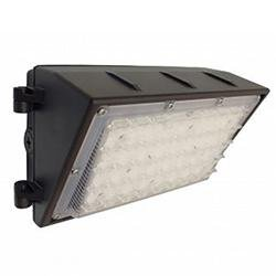 Wall Pack Westgate WML2-80W-30K-HL 80W LED Non-Cutoff Wall Pack 3000K Westgate