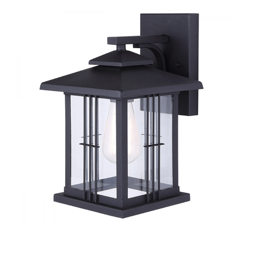 Canarm Yuna Black Outdoor Lantern Light IOL320BK