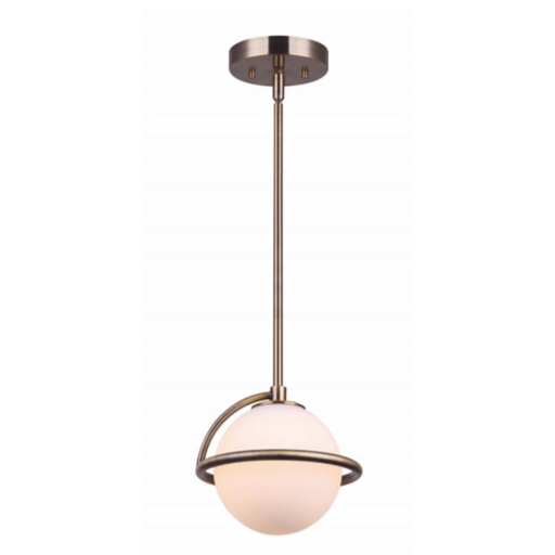 Canarm IPL1025A01GD9 Cosima Gold Pendant Light