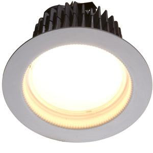 "CREE LR6 6"" LED Downlight 10.5 Watt E26 Base 2700K"
