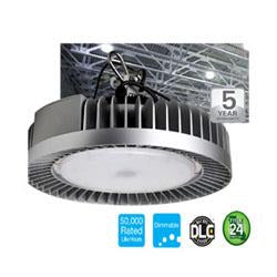 NaturaLED 7476 LED-FXHB200/50K/IP67 200W High / Low Bay IP67 5000K