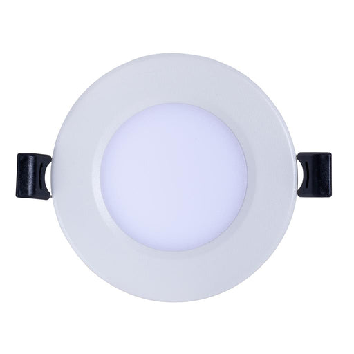 Topaz RDL/3RND/8/5CTS 3 Inch CCT Selectable LED Slim Fit Recessed Downlight 8W