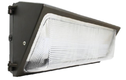80 WATT LED Non-Cutoff Wall Pack 5000K