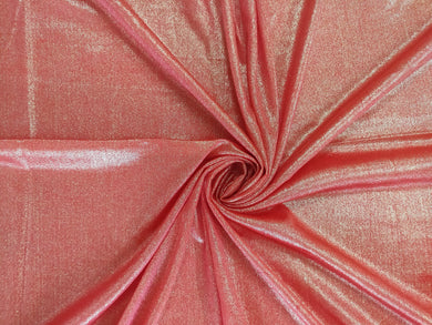Shimmer Red Lycra Fabric Pre Cut 1 Meter FAB103
