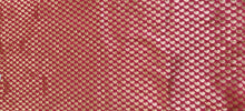 Load image into Gallery viewer, Maroon Semi Brocade Weaven Fabric Pre Cut 1 Meter FAB99