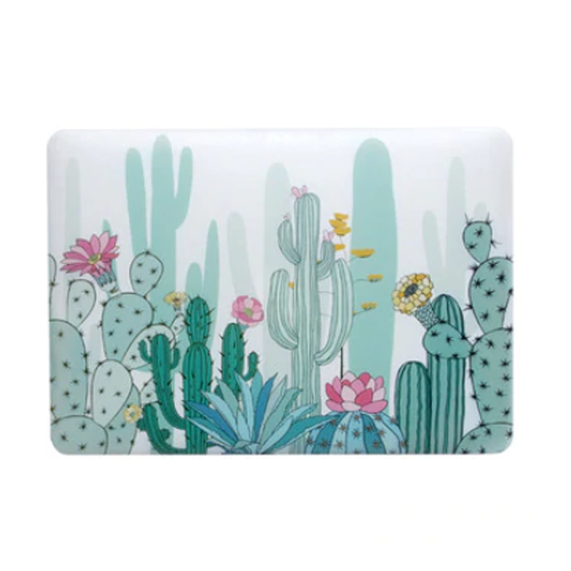 MacBook Case - Cactus Garden - Laptop Bags Australia