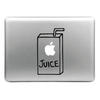 Apple Juice Sticker for Apple MacBook - Laptop Bags Australia
