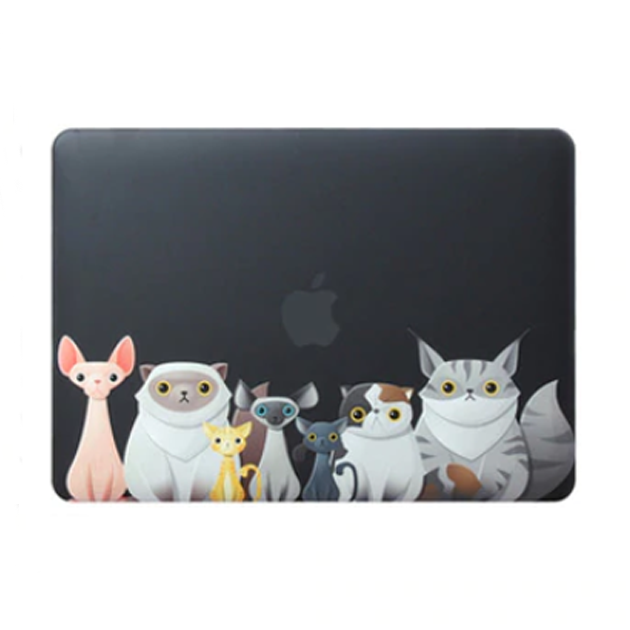 Meow Cat MacBook Case - Laptop Bags Australia
