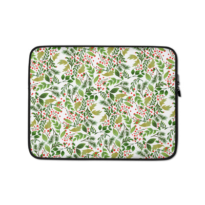 Holly Garden Laptop Case - Laptop Bags Australia