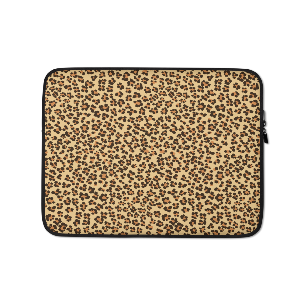 Leopard Print Laptop Case - Laptop Bags Australia