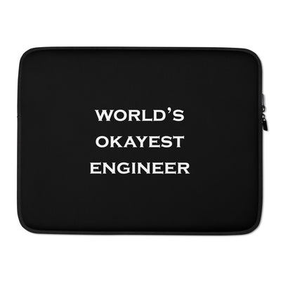 Humble Engineer Laptop Sleeve