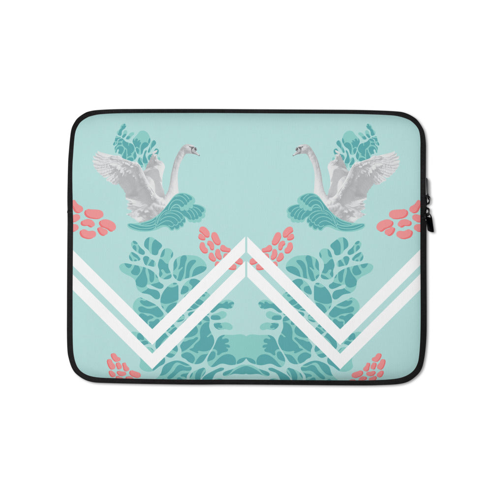 Wonder Swan Laptop Sleeve
