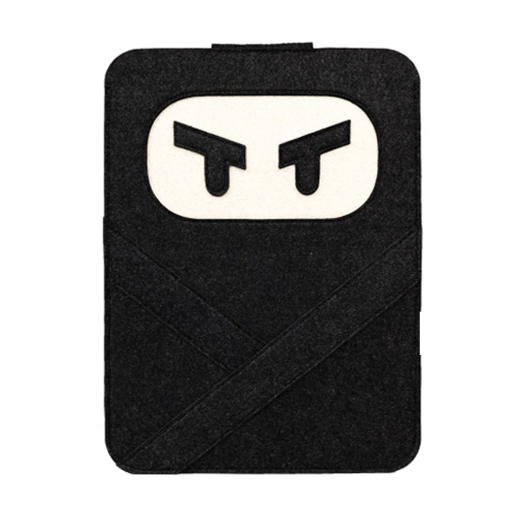 Ninja Wool Laptop Sleeve - Laptop Bags Australia