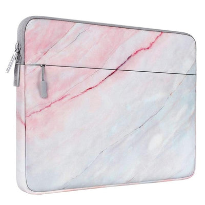 Marble Laptop Sleeve 15-inch