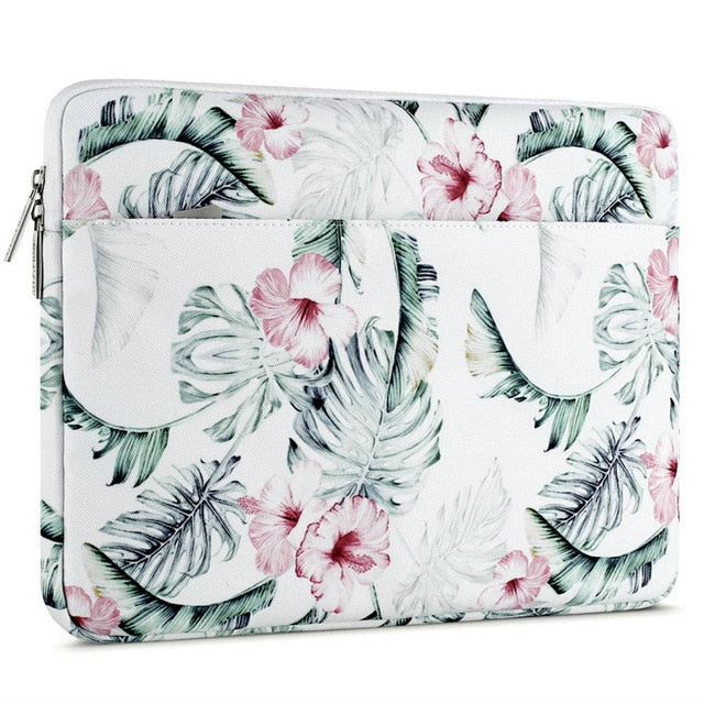 Floral Laptop Case - Laptop Bags Australia