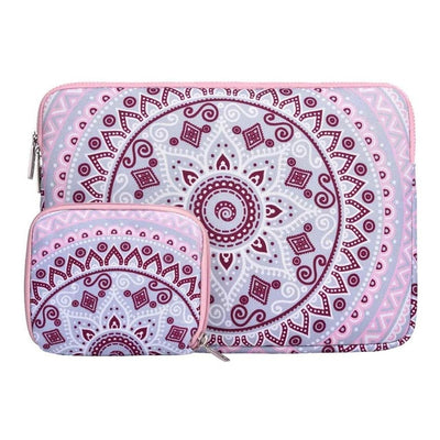 Mandala Laptop Sleeve Set - Laptop Bags Australia