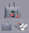 Hungry Shark Wool Laptop Sleeve Bag Set - Laptop Bags Australia