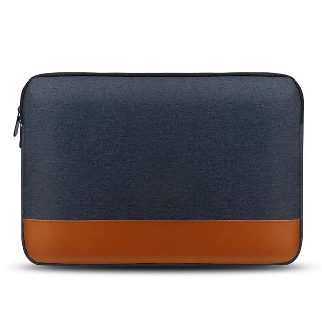 The Leather Band Laptop Sleeve - Laptop Bags Australia