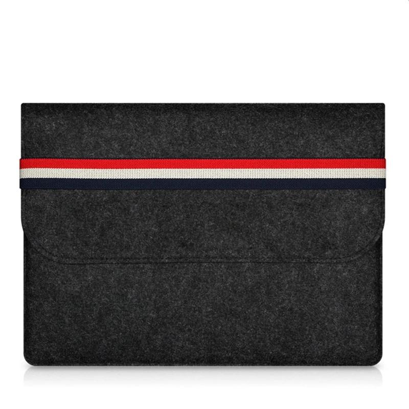 The Flag Wool Laptop Sleeve 15-inch - Laptop Bags Australia