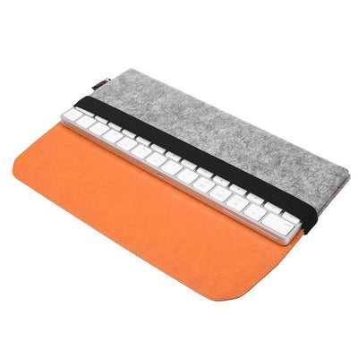 Wool Keyboard Laptop Sleeve - Laptop Bags Australia
