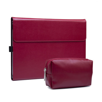 Microsoft Surface Pro Leather Laptop Sleeve Set - Laptop Bags Australia