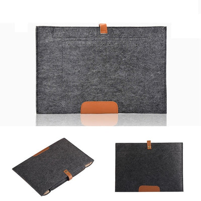 The Cloak Wool Laptop Sleeve for MacBook - Laptop Bags Australia