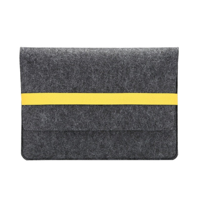 Revie Wool Laptop Sleeve 15-INCH