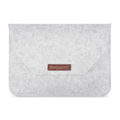 Merino Wool Laptop Sleeve 14-inch - Laptop Bags Australia