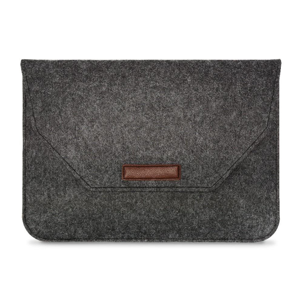 Merino Wool Laptop Sleeve 13-inch - Laptop Bags Australia