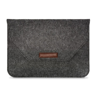 Merino Wool Laptop Sleeve 15-inch - Laptop Bags Australia