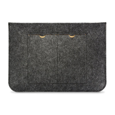 Merino Wool Laptop Sleeve 15-inch Set - Laptop Bags Australia