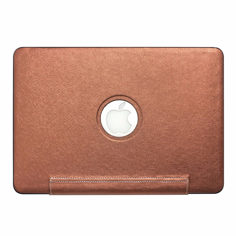 MacBook Case (Set) - Leather Cover - Laptop Bags Australia