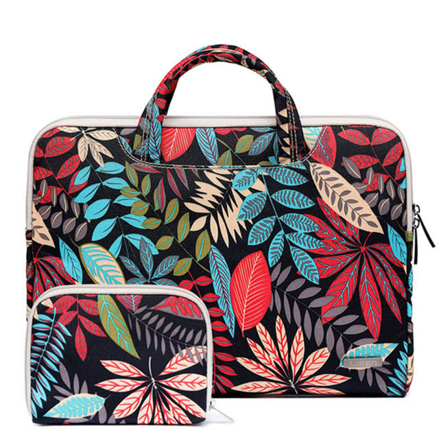 Red Jungle Laptop Case - Laptop Bags Australia