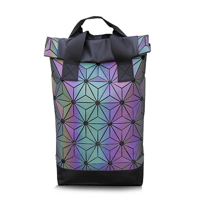The Polygon Laptop Backpack for Women - Laptop Bags Australia
