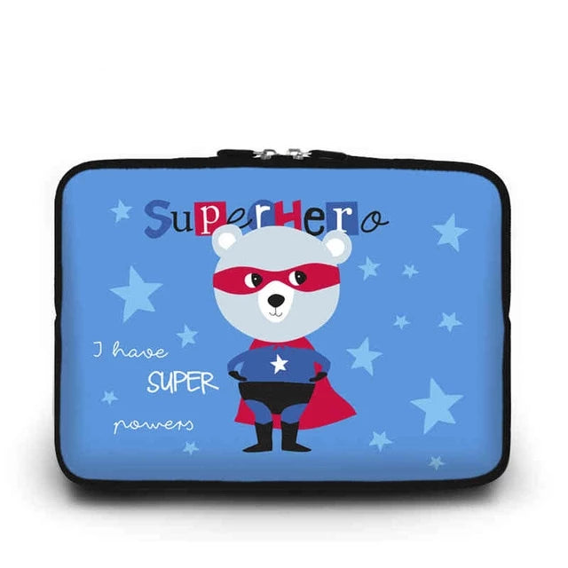 Super Hero Laptop Sleeve - Laptop Bags Australia